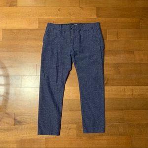 J Crew Twill Pants - Like New